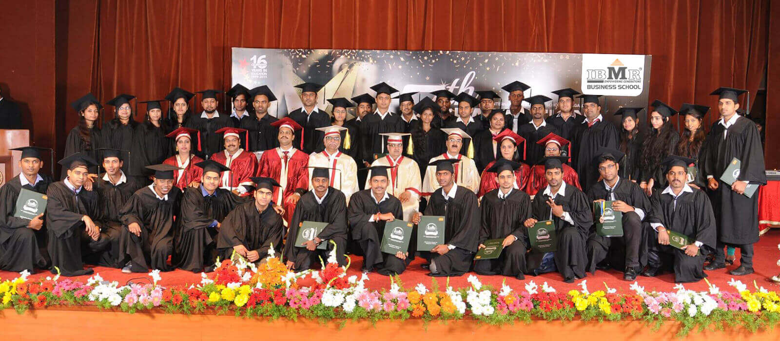IBMR Convocation